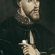 Charles V 1500-1558. Holy Roman Emperor Art Print