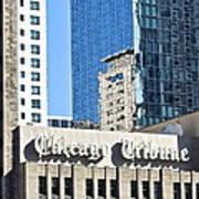Chicago Tribune Art Print