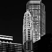 Chicago - Trump International Hotel And Tower Art Print