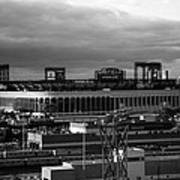 Citi Field - New York Mets Art Print