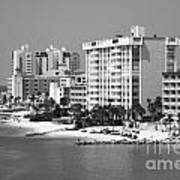 Clearwater Beach Florida Art Print