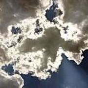 Cloud Photograph  Art Print