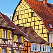 Colmar - Alsace Art Print
