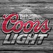 Coors Light Art Print