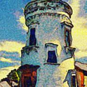 Corbiere Lighthouse Art Print