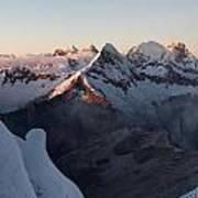 Cordillera Blanca Art Print