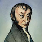 Count Amedeo Avogadro (1776-1856) Art Print