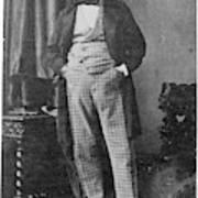 Count Walewski (1810-1868) Art Print