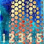 Counting Circles Art Print