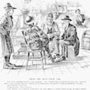 Country Store, 1894 Art Print