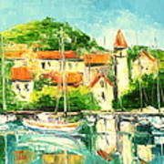 Croatia - Split Art Print