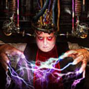 Cyberpunk - Mad Skills Art Print