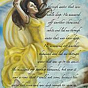 Dancing In Glory Art Print