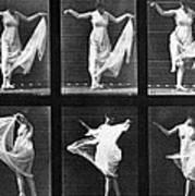 Dancing Woman Art Print