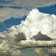 Daunting Sky Art Print