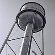 Deer Lodge Montana Water Tower Art Print