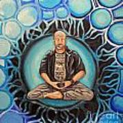 Dharma Dad Art Print