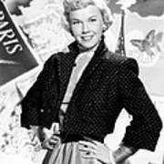 Doris Day, 1953 Art Print