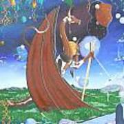 Dreams And Fantasy II Art Print