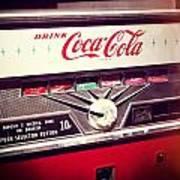 Drink Coca Cola Art Print