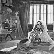 Du Maurier: Trilby, 1895 Art Print