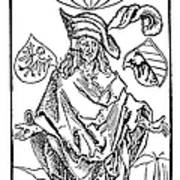 Durer: Syphilitic, 1496 Art Print
