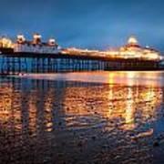 Eastbourne Pier Art Print