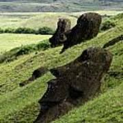 Easter Island 17 Art Print