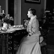Edith Roosevelt (1861-1948) Art Print