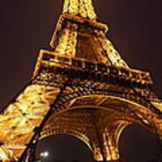 Eiffel Tower - Paris France - 011314 Art Print by DC Photographer