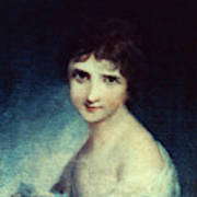 Eleanor Parke Custis Lewis(1779-1852) Art Print
