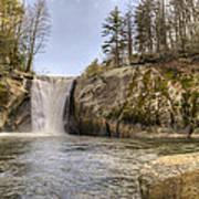 Elk Creek Falls 36 Art Print