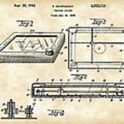 Etch A Sketch Patent 1959 - Vintage Art Print