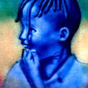 Ethio Boy Art Print