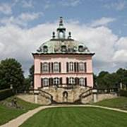 Fasanen Schloesschen - Germany    Pheasant Palace  Art Print