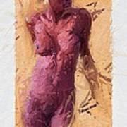 Female Art Print