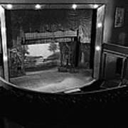 Film Homage Charles Foster Kane Orson Welles Citizen Kane 1941 Tabor Opera House 1 Leadville Co 1971 Art Print
