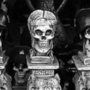 Film Noir Fritz Lang Ministry Of Fear 1944 Skeletons Nazi Helmets Nogales Sonora Mexico Art Print