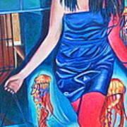 Sting-300 Art Print
