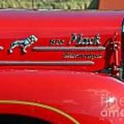Fire Truck Art Print