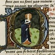 Firenze, Aldebrando Da 14th Century Art Print