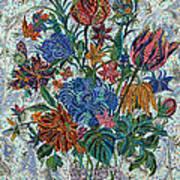 Floral Arrangement Art Print