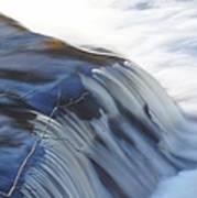 Flowing Waters Art Print