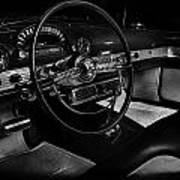 Ford Crestline Interior Art Print