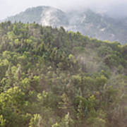 Franconia Notch State Park - White Mountains Nh Usa Art Print