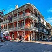 French Quarter Afternoon Art Print