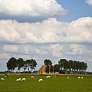 Friesland Art Print by Frits Selier