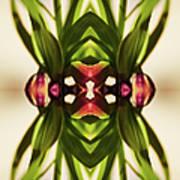 Fritillaria Flower Plant Art Print