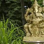 Ganesha Art Print
