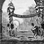 Garfield Funeral, 1881 Art Print